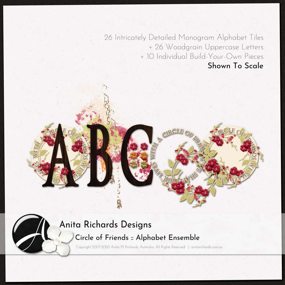 A Circle of Friends :: Alphabet Ensemble